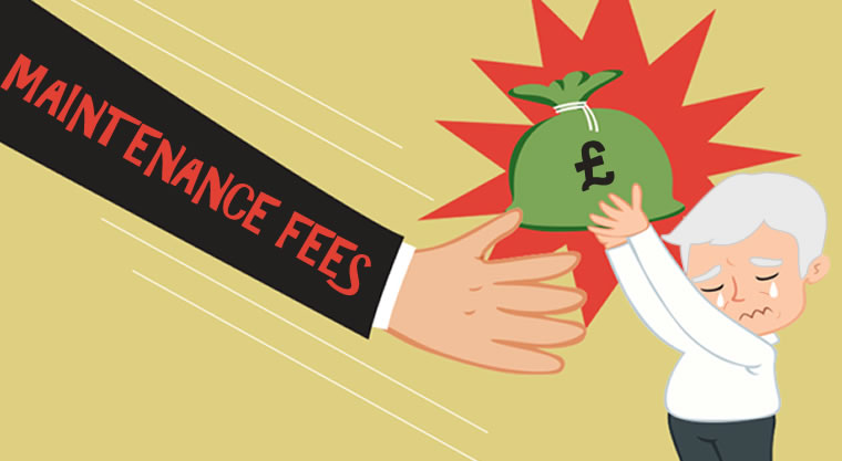 The Ever Increasing Cost of Maintenance Fees